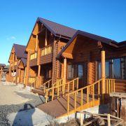Дома гостиницы в Азове
