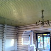 Комната в доме из бруса в Старочеркасске