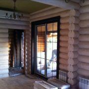 Внутренняя отделка деревянного дома Краснодар