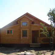 Деревянный дом Должанка