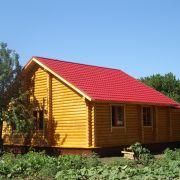 Дом из бруса Должанка